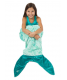 Limeapple Minky Mermaid Sleeping Bag
