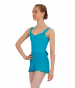 Capezio Wrap Skirt - Jet Blue