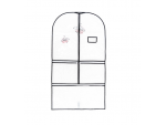 Garment Bag - Full Clear