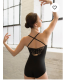 Meryl Strappy Back Camisole Leotard