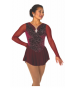 Bordeaux Ballet Dress